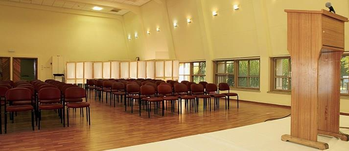 Conference hall Hermon